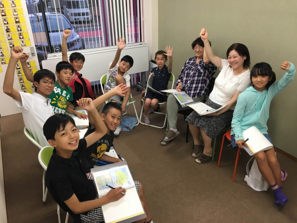 Sakai English School Australia Tour 事前ミーティング