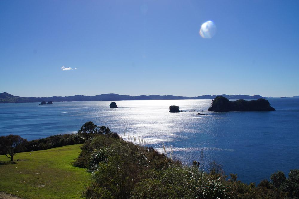 ニュージーランド留学、カセドラル・コープ & ホット・ウォータービーチ