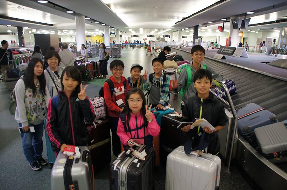 オーストラリア現地州立校&ホームステイ体験留学ツアー 2016年8月7日
