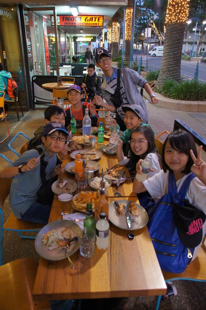 オーストラリア現地州立校&ホームステイ体験留学ツアー 2016年8月13日