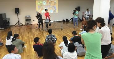 『中学生向けグローバル人材プログラム』 2016年9月18日