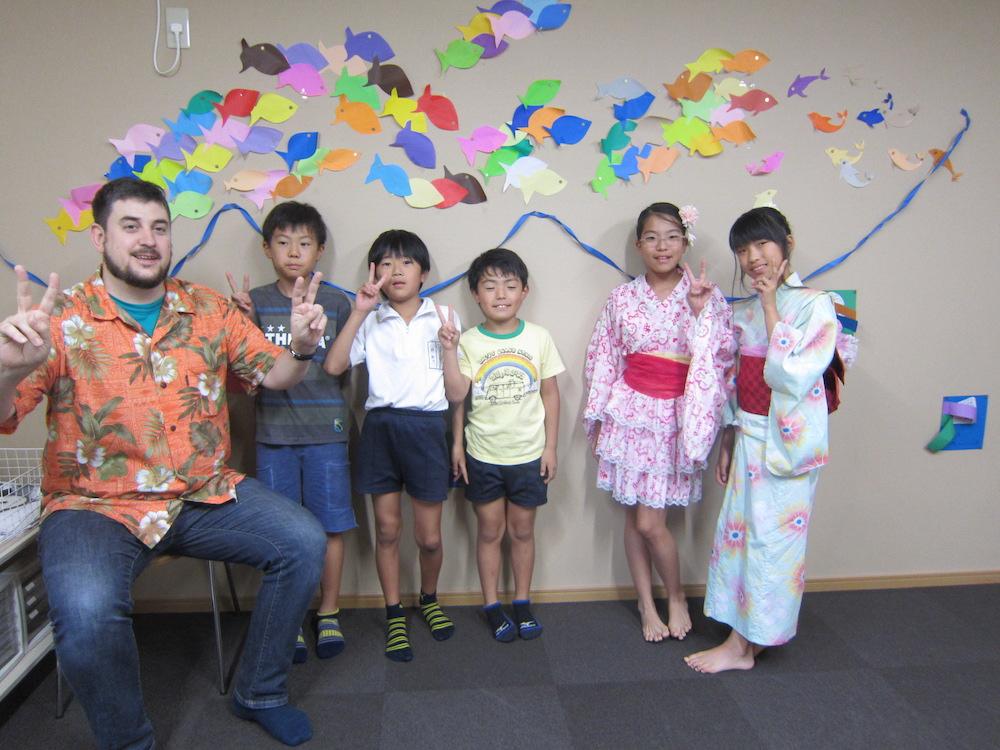 サマーパーティー2017 / サカイイングリッシュスクール羽島校