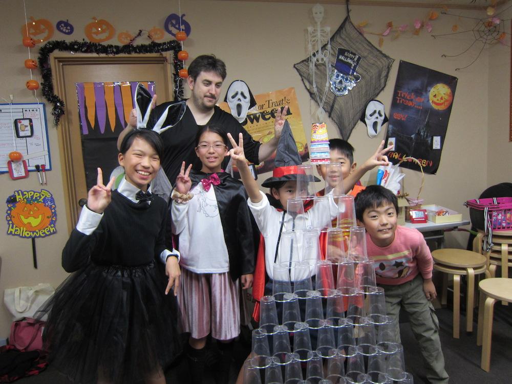 ハロウィンパーティー(羽島校)