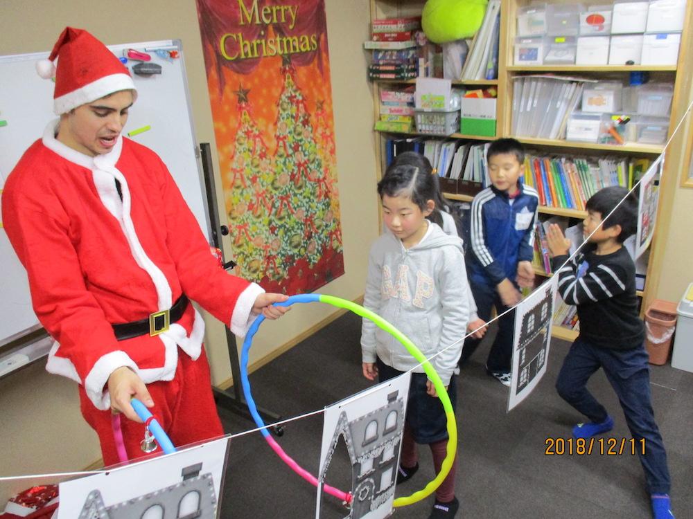 クリスマス2018 | サカイイングリッシュスクール 羽島校 | sakai english school