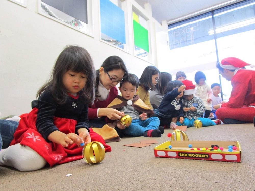 クリスマス2018 | サカイイングリッシュスクール | sakai english school