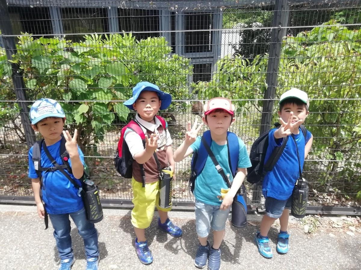 サカイイングリッシュスクール遠足_豊橋総合動植物公園(のんほいパーク)
