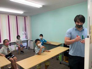 2020 Challenge Week / STEAM / Sakai English School